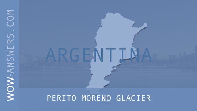 words of wonders perito moreno glacier