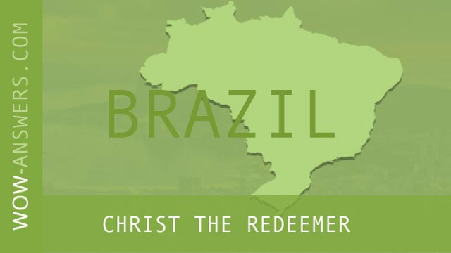 words of wonders Christ The Redeemer