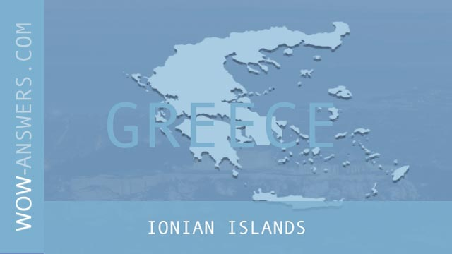 words of wonders Ionian Islands
