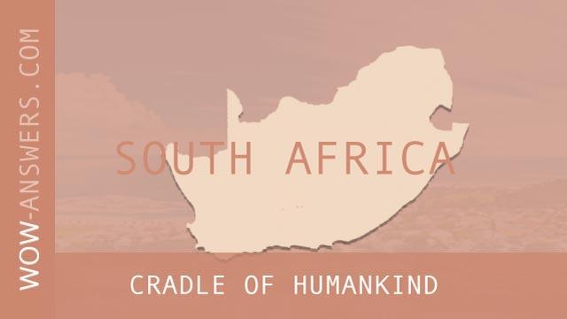 words of wonders Cradle Of Humankind