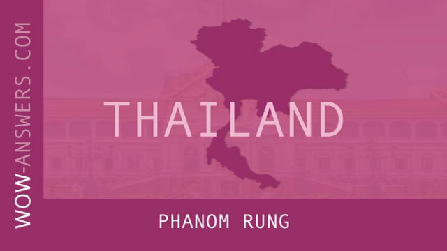Words Of Wonders Phanom Rung