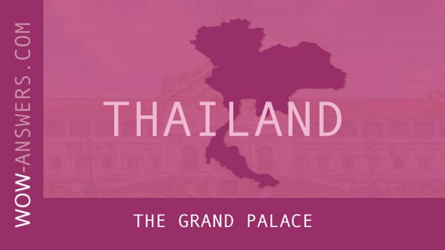 Words Of Wonders the grand palace