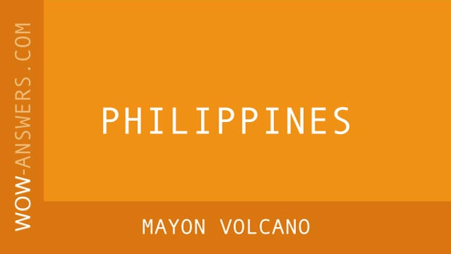 words of wonders Mayon Volcano